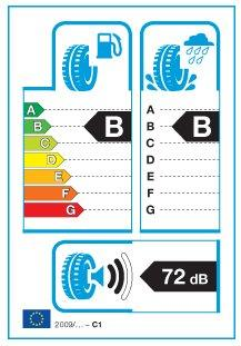 eu tyre performance label